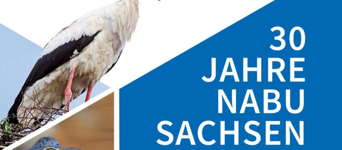 NABU Sachsen feiert sein 30-jähriges Jubiläum. Bildmaterial von NABU